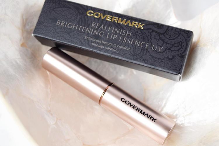 COVER MARK リアルフィニッシュ ブライトニング リップ エッセンス UV