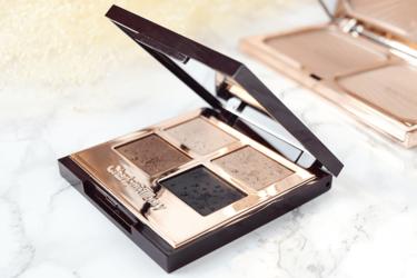 The fallen angel luxury eyeshadow palette