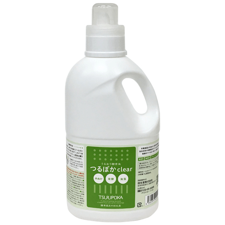 回生堂 植物酵素液 つるぽか