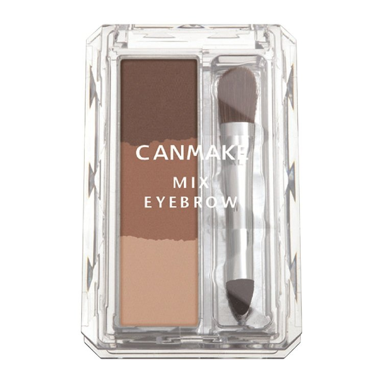 CANMAKE ミックスアイブロウ