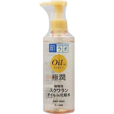 肌ラボ 極潤(ゴクジュン) オイルイン化粧水