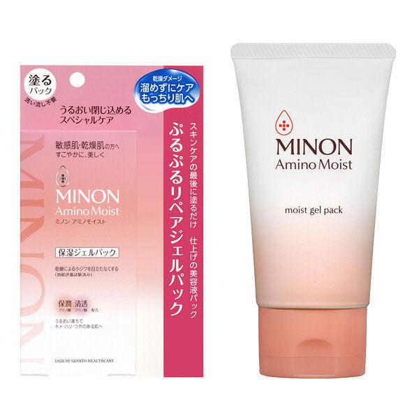 MINON Amino Moist ぷるぷるリペアジェルパック