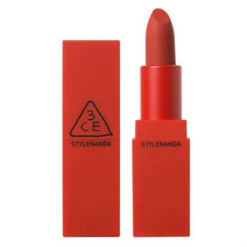 3CE 3CE RED RECIPE MATTE LIP COLOR