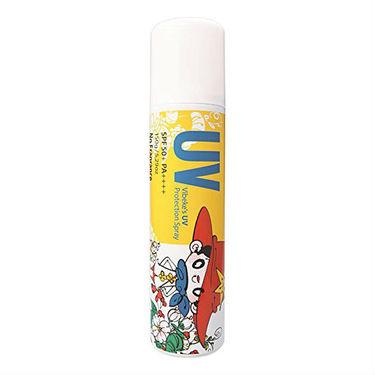 ビベッケの全身まるごとサラサラUVスプレー SPF50+ PA++++ 無香料