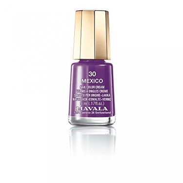 Mini Color nail polish