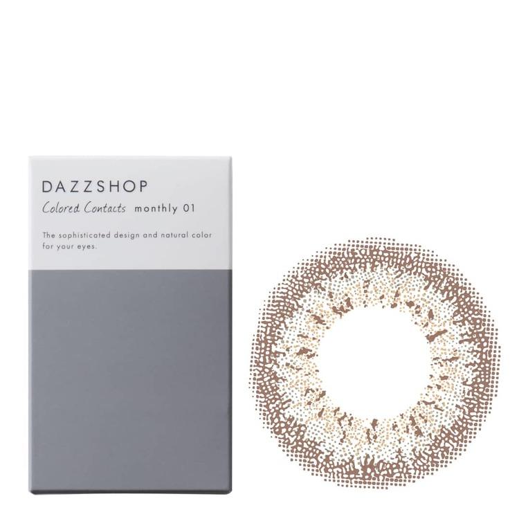 DAZZSHOP カラーコンタクトレンズ