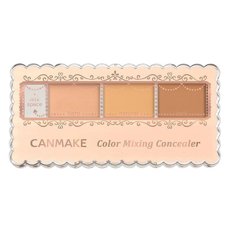 CANMAKE カラーミキシングコンシーラー