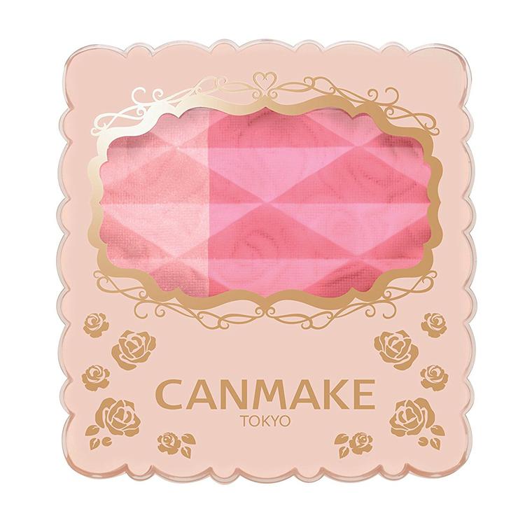 CANMAKE マット&クリスタルチーク