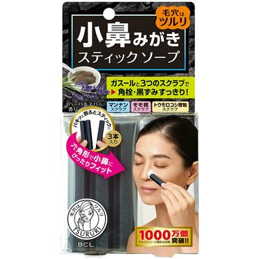 ツルリ 小鼻磨きソープ