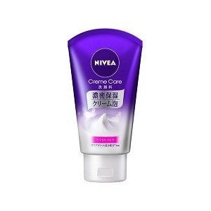NIVEA ニベア クリームケア洗顔料 とてもしっとり