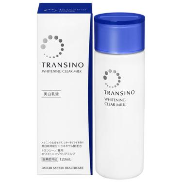 トランシーノ 薬用ホワイト二ングクリアミルク