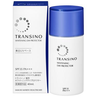トランシーノ 薬用ホワイトニングデイプロテクター