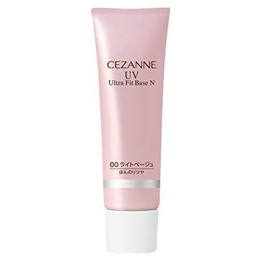 CEZANNE セザンヌ UV ウルトラフィットベース N