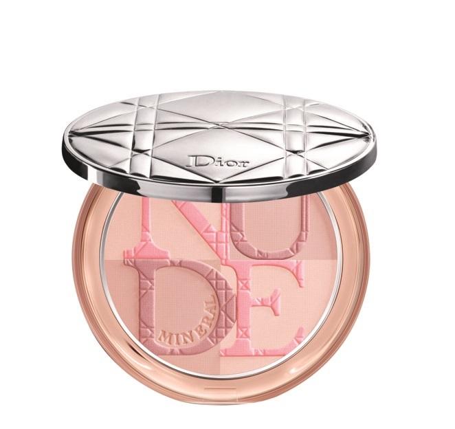 Dior ディオールスキン ミネラル ヌード グロウ パウダー