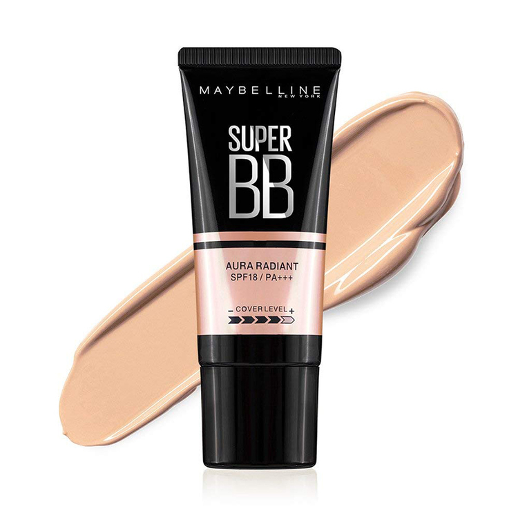 MAYBELLINE NEW YORK スーパー BB オーラ ラディアント