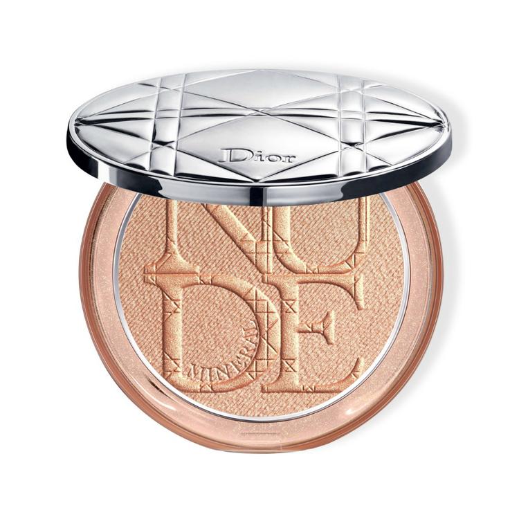 Dior ディオールスキン ミネラル ヌード ルミナイザー パウダー