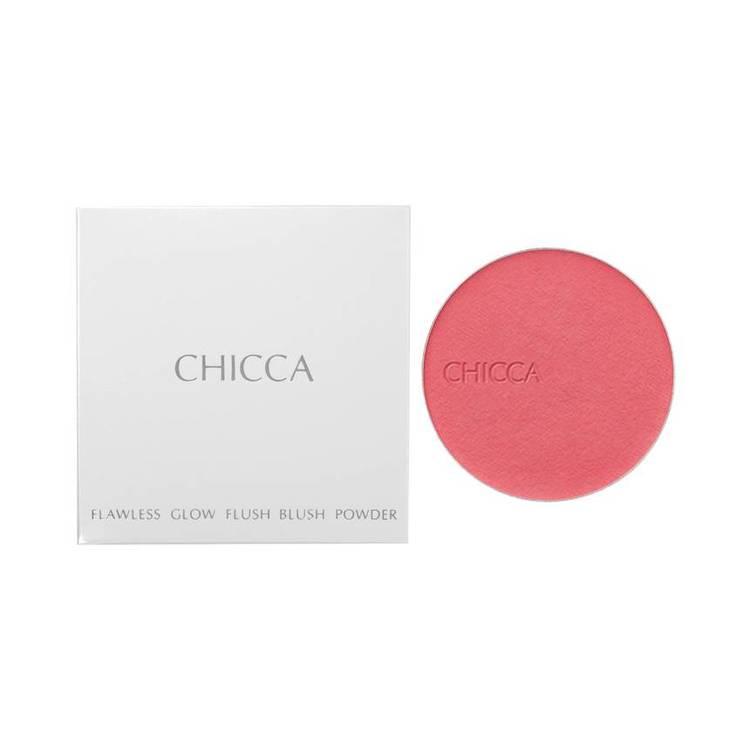 CHICCA フローレスグロウ フラッシュブラッシュ パウダー