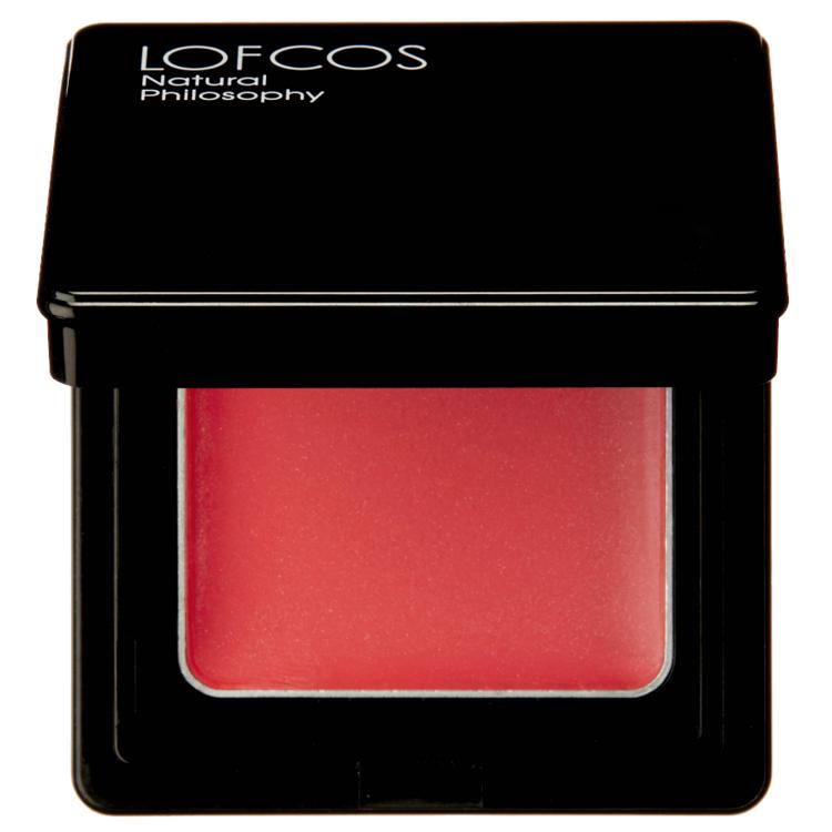 LOFCOS クリームチークカラー 01 ピンク