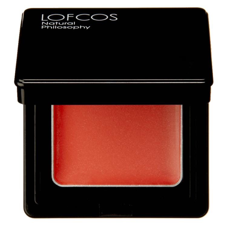 LOFCOS クリームチークカラー 02 アプリコット