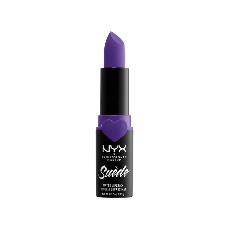 NYX Professional Makeup スエード マット リップスティック 16 カラー・ サイバーポップ