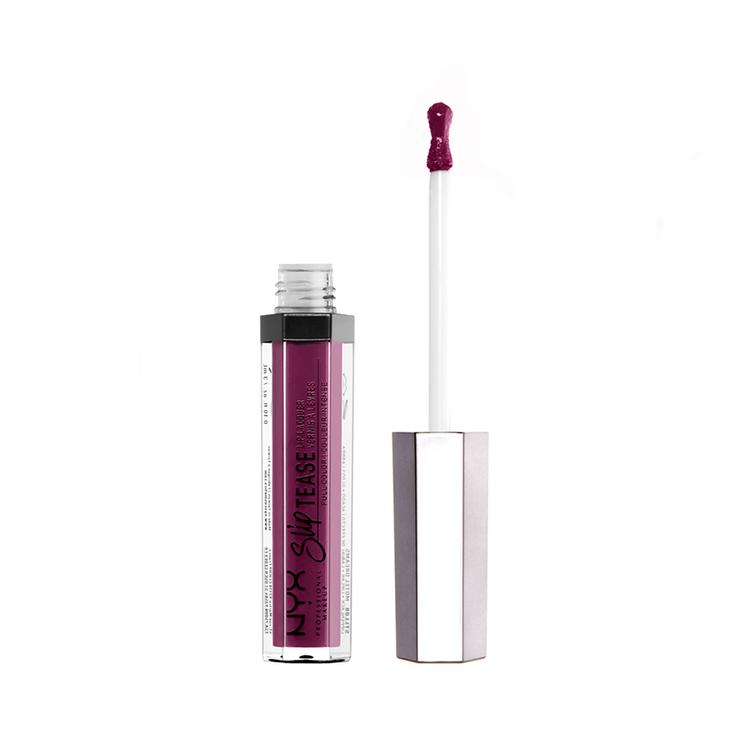 NYX Professional Makeup スリップティーズ リップ ラッカー 01 カラー・ カルマ スーツ ユー