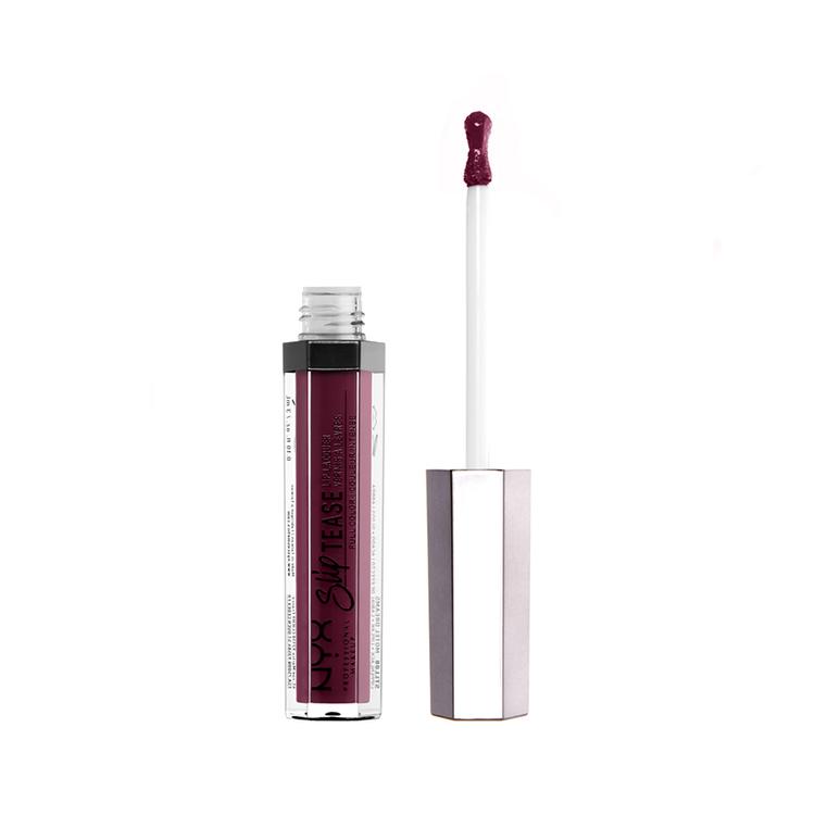 NYX Professional Makeup スリップティーズ リップ ラッカー 04 カラー・ プレジャー シーカー