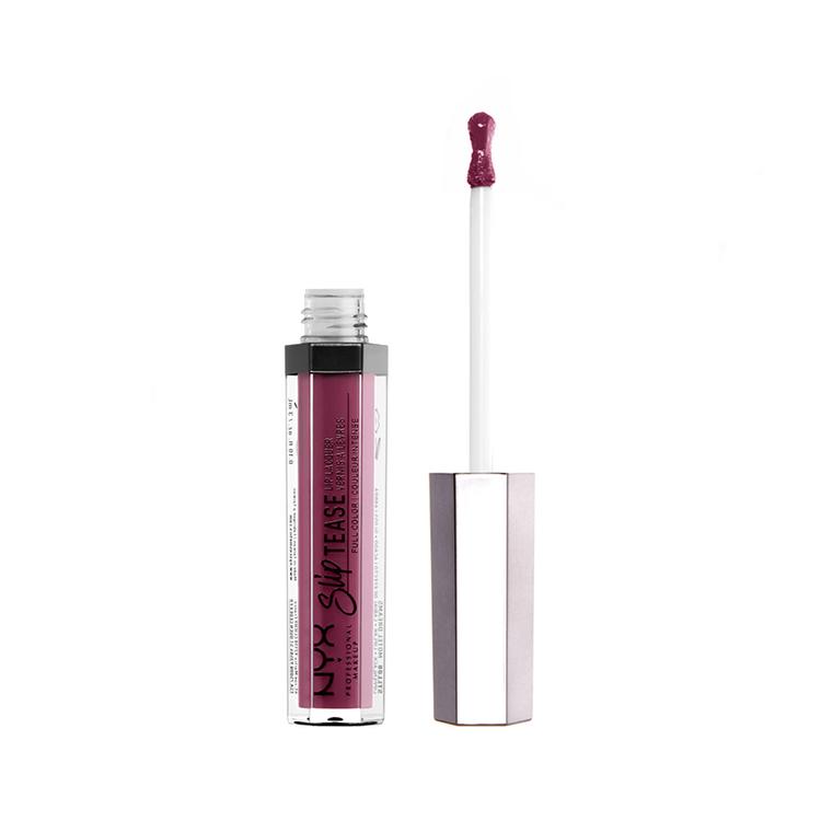 NYX Professional Makeup スリップティーズ リップ ラッカー 06 カラー・ ストロベリー ホイップ