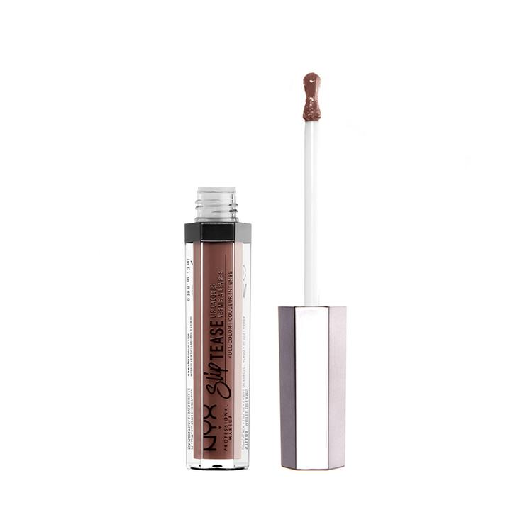 NYX Professional Makeup スリップティーズ リップ ラッカー 09 カラー・ アンダー カバー ベイブ