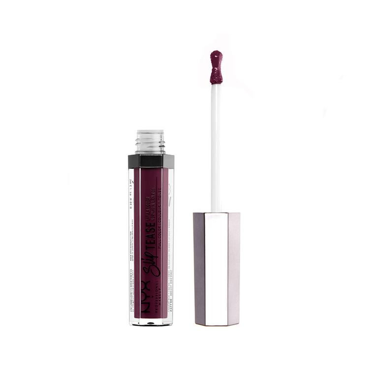 NYX Professional Makeup スリップティーズ リップ ラッカー 16 カラー・ ラスト フロンティア