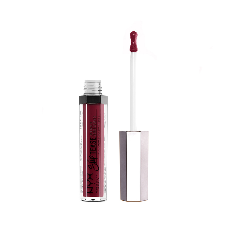 NYX Professional Makeup スリップティーズ リップ ラッカー 17 カラー・ スパイスト スペル