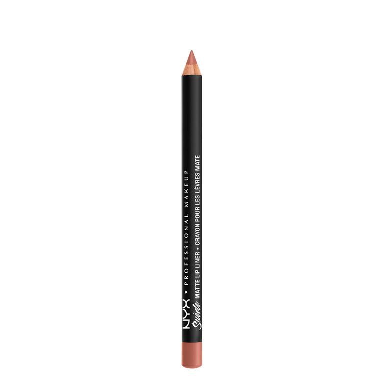 NYX Professional Makeup スエード マット リップライナー A 50 カラー・ デインティデイズ