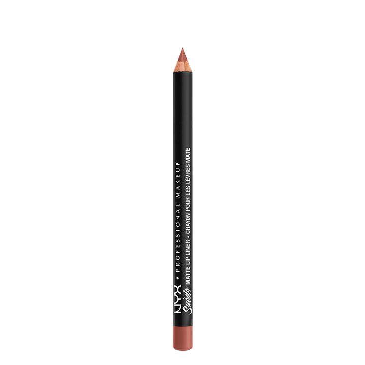 NYX Professional Makeup スエード マット リップライナー A 52 カラー・ フリー スピリット