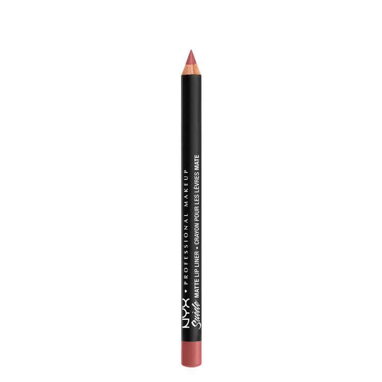 NYX Professional Makeup スエード マット リップライナー A 53 カラー・ ブランチ ミー