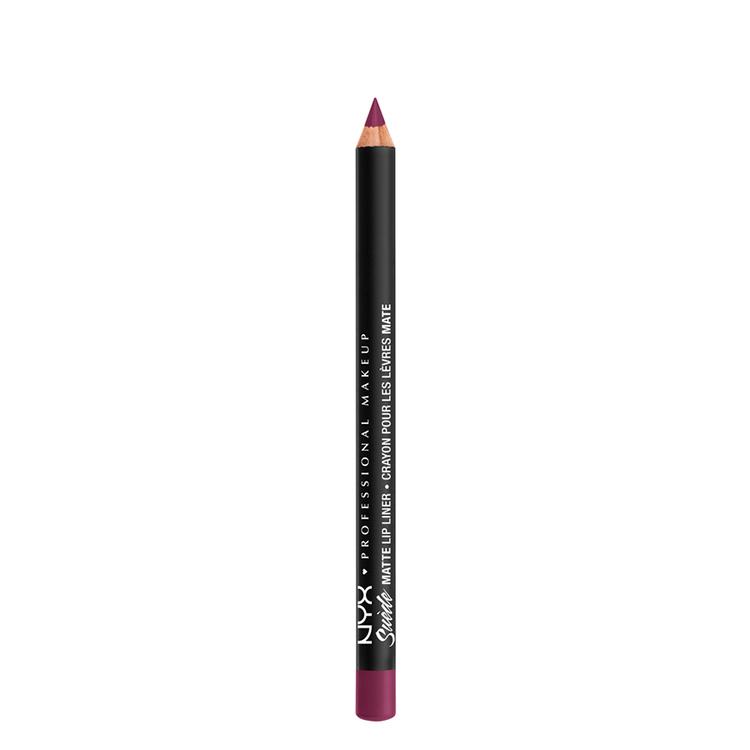 NYX Professional Makeup スエード マット リップライナー A 58 カラー・ ガール、バイ