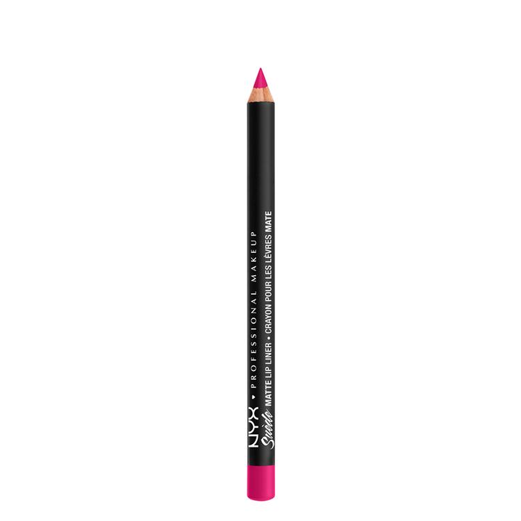 NYX Professional Makeup スエード マット リップライナー A 60 カラー・ クリンガー