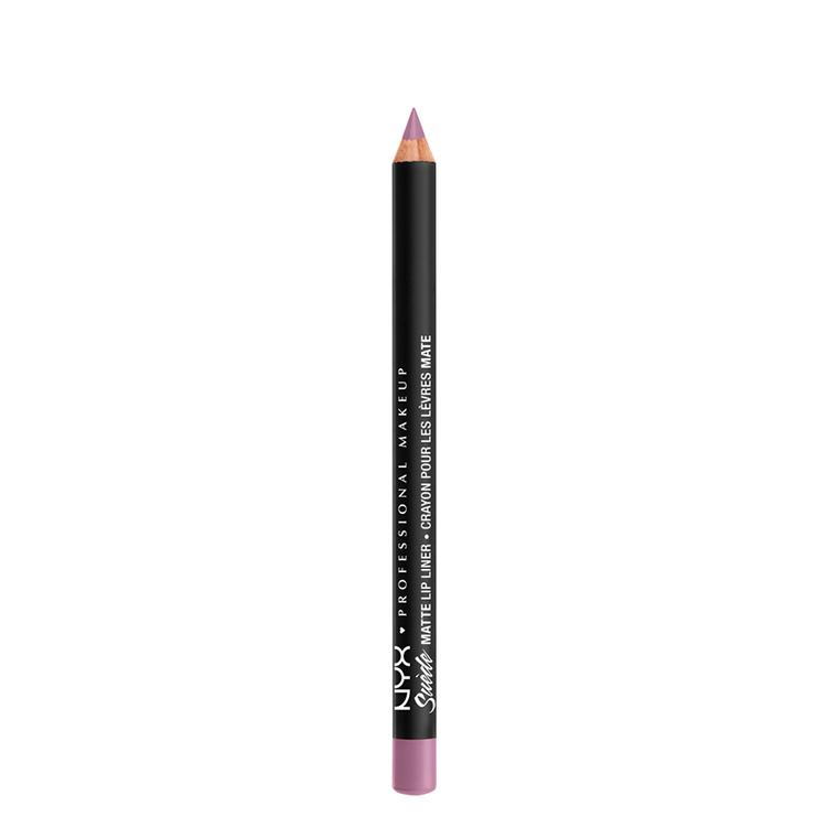 NYX Professional Makeup スエード マット リップライナー A 63 カラー・ ヴァイオレット スモーク