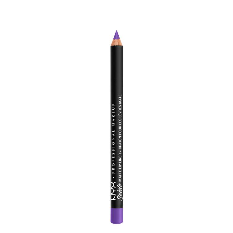 NYX Professional Makeup スエード マット リップライナー A 64 カラー・ サイバーポップ