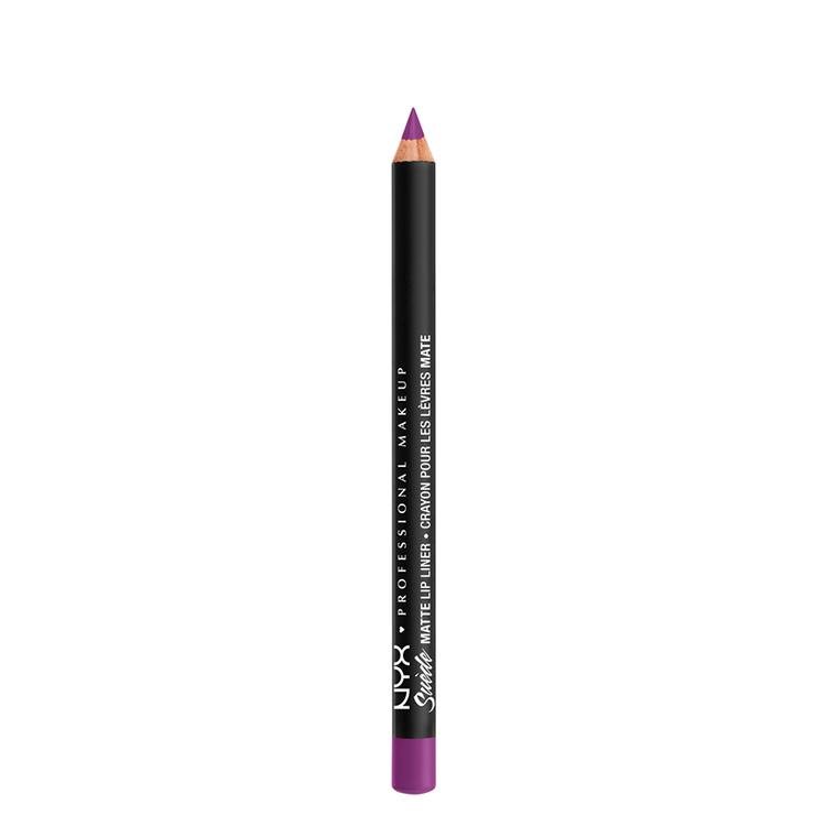 NYX Professional Makeup スエード マット リップライナー A 65 カラー・ STFU