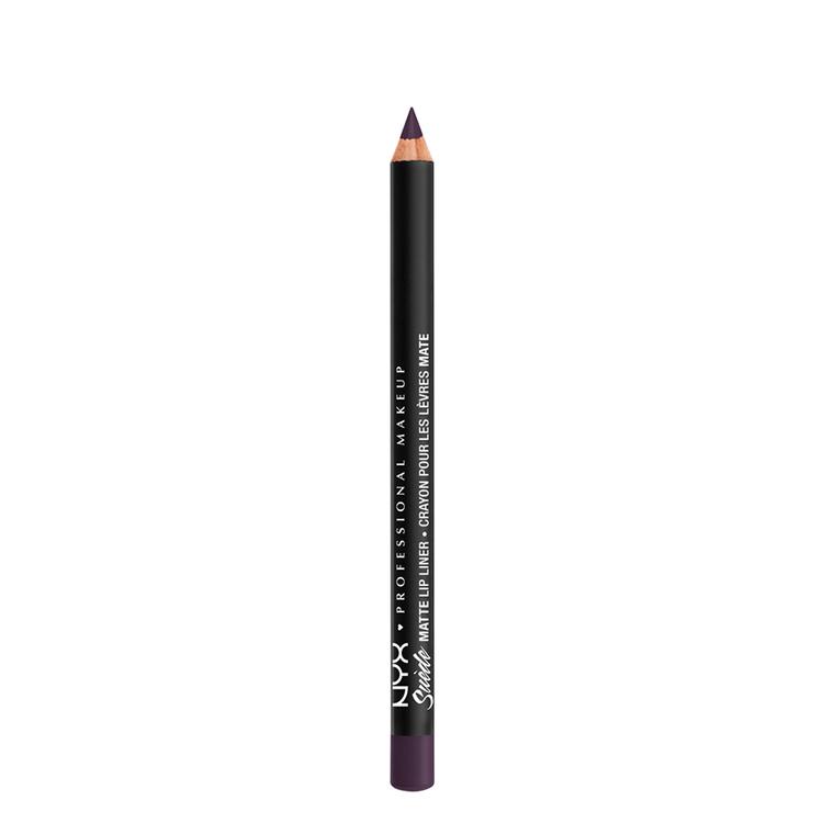 NYX Professional Makeup スエード マット リップライナー A 66 カラー・ ドゥーム