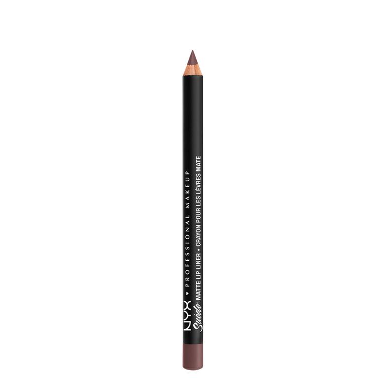 NYX Professional Makeup スエード マット リップライナー A 67 カラー・ ムーンウォーク
