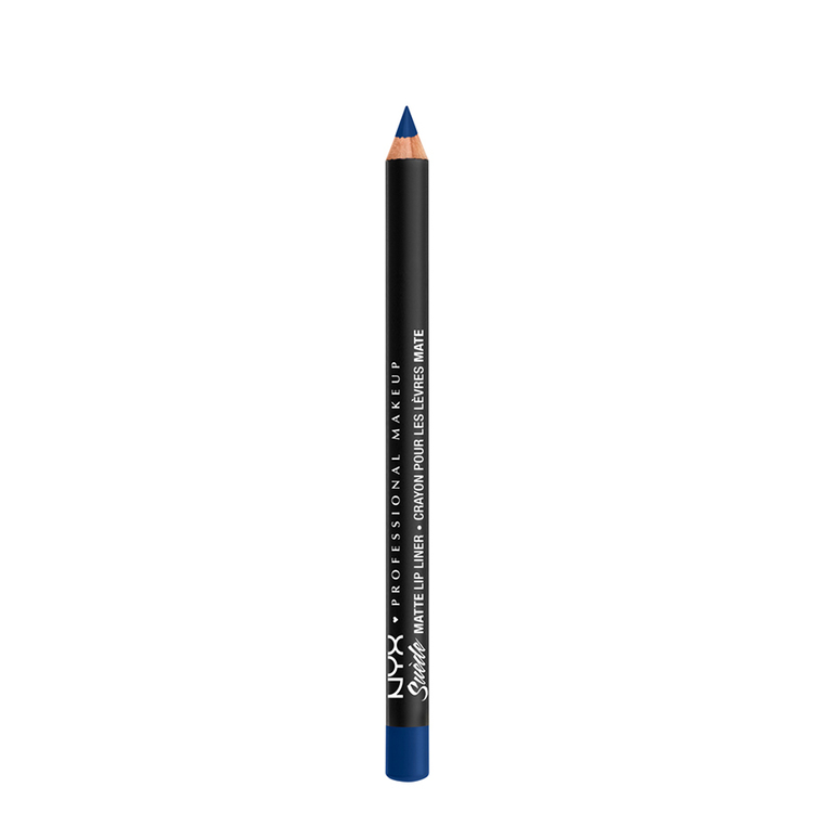 NYX Professional Makeup スエード マット リップライナー A 71 カラー・ エックスズ ティアーズ