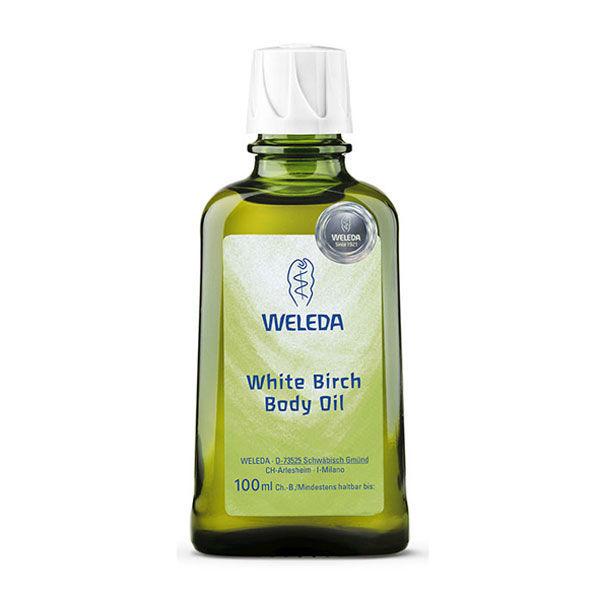 WELEDA ホワイトバーチボディオイル