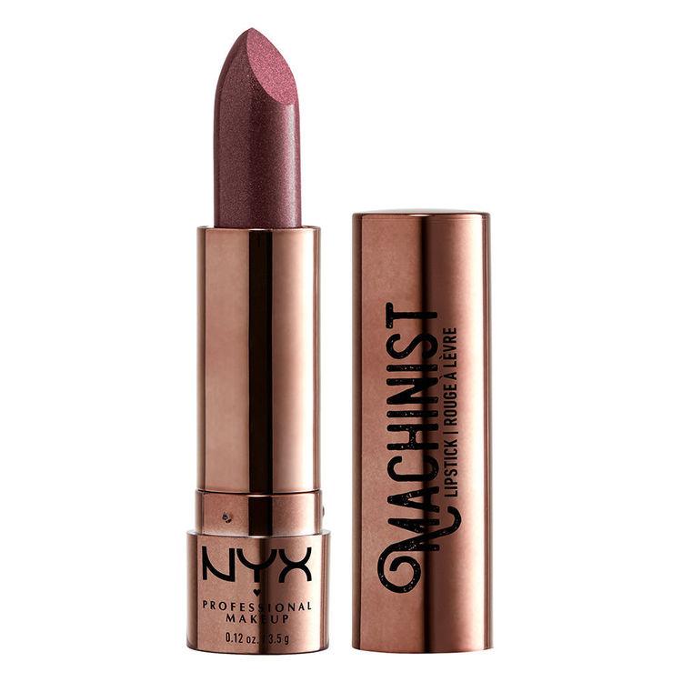 NYX Professional Makeup マシニスト リップスティック 03 カラー・ ヒート