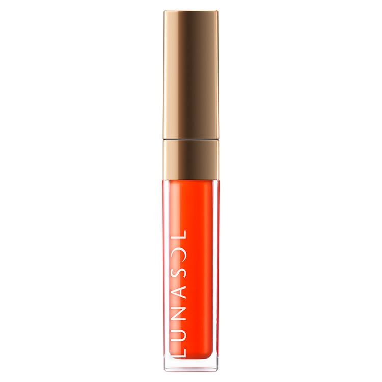 LUNASOL シアーライトグロス EX08 Apricot Orange