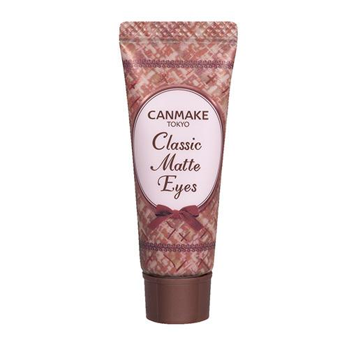 CANMAKE クラシックマットアイズ No.1 シナモンラテ