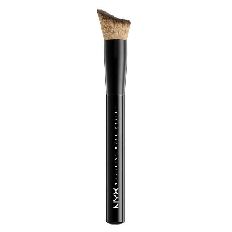NYX Professional Makeup TTL コントロール DP ファンデーション ブラシ