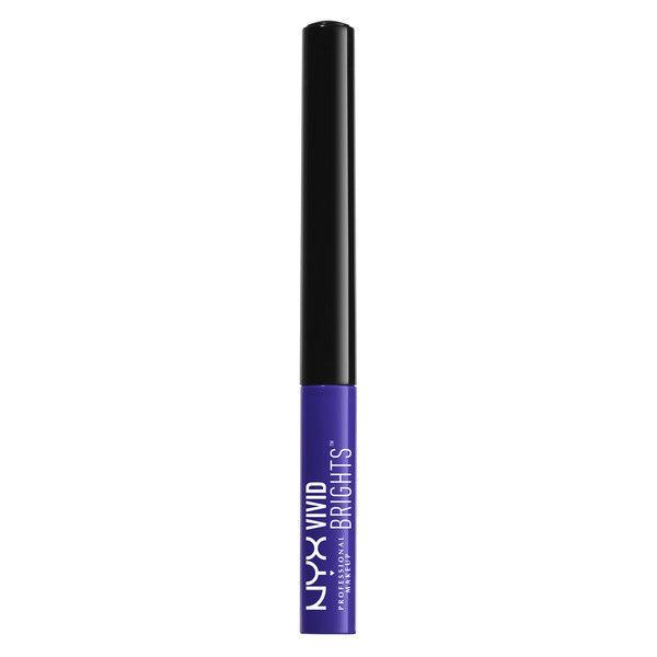NYX Professional Makeup ビビットブライト アイライナー 02カラー・ビビッド バイオレット