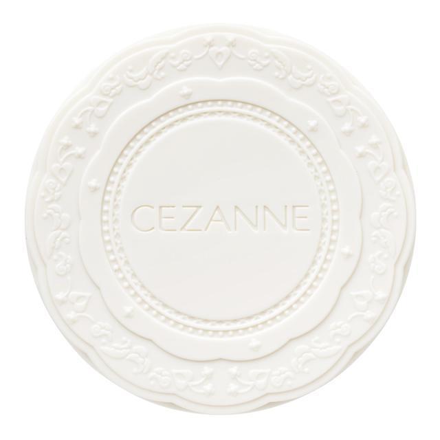CEZANNE UVシルクカバーパウダー