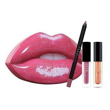 Holiday Contour & Strobe Lip Set
