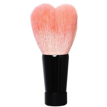 熊野筆 ハート型洗顔ブラシ